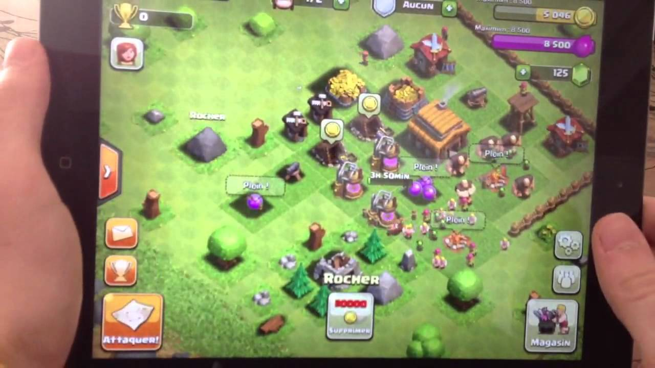 Clash of Clans for PC Gameplay
